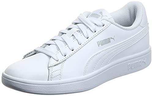 Puma Smash V2L, Zapatillas Hombre, White WH, 44 EU
