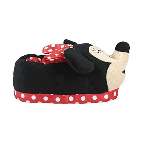 Minnie Mouse S0719164, Zapatillas, Rojo, 35 EU