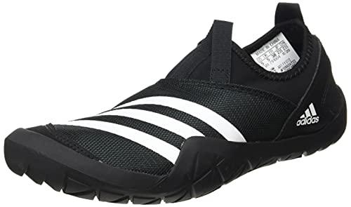 adidas Jawpaw Slip ON H.RDY, Zapatillas Deportivas Unisex Adulto, NEGBÁS/FTWBLA/Plamet, 42 EU