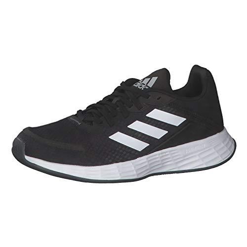 adidas Duramo SL K, Zapatillas, NEGBÁS/FTWBLA/GRISEI, 38 EU