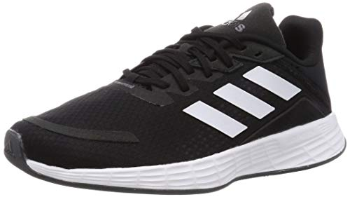 adidas Duramo SL, Sneaker Hombre, Core Black/Footwear White/Grey, 43 1/3 EU