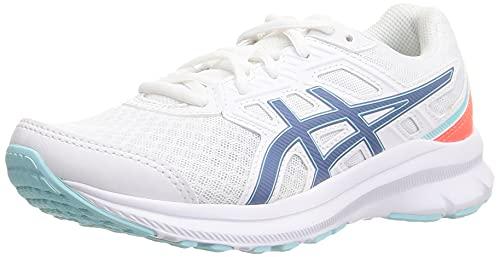 ASICS JOLT 3, Zapatillas de Running Mujer, White Grey Floss, 39 EU