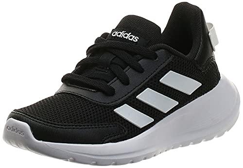adidas Tensaur Run K, Zapatillas para Correr, Core Black FTWR White Core Black, 36 EU
