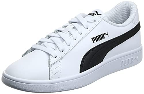 Puma Smash V2L, Zapatillas Hombre, White, 42 EU