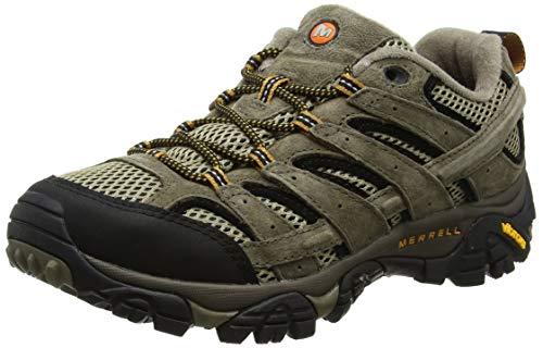 Merrell MOAB 2 Vent, Zapatillas de Senderismo Hombre, Marrón Pecan, 43 EU