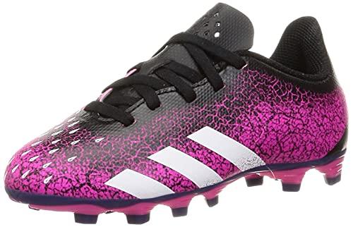adidas Predator Freak .4 FxG J, Zapatillas de fútbol, ROSSHO/FTWBLA/NEGBÁS, 30 EU