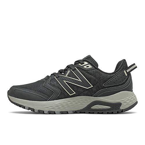 New Balance WT410V7, Zapatillas para Carreras de montaa Mujer, Black, 37.5 EU