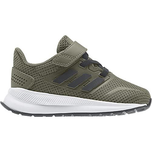 adidas RUNFALCON I, Zapatillas de Running, CAQPUR/NEGBÁS/FTWBLA, 26 EU
