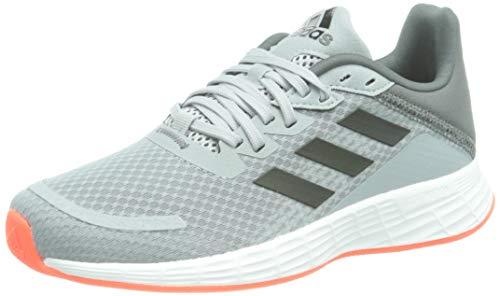 adidas Duramo SL K, Zapatillas de Running, PLAHAL/NEGBÁS/Rojsol, 40 EU