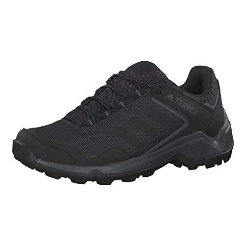 adidas Terrex Eastrail, Walking Shoe Hombre, Carbon/Core Black/Grey, 42 EU