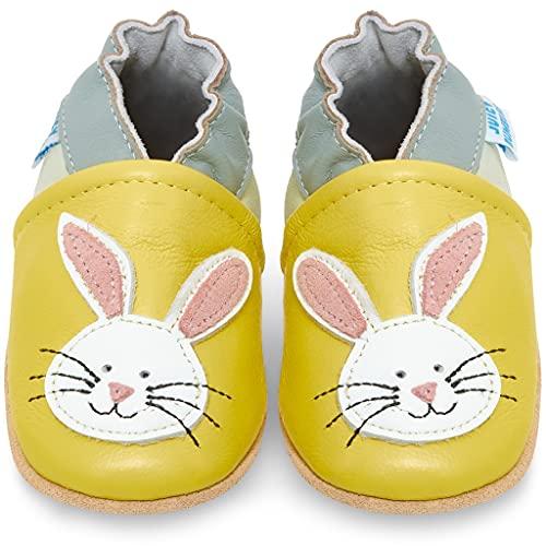 Zapatos Niña - Zapatillas Niña - Patucos Primeros Pasos - Conejito - 2-3 Años